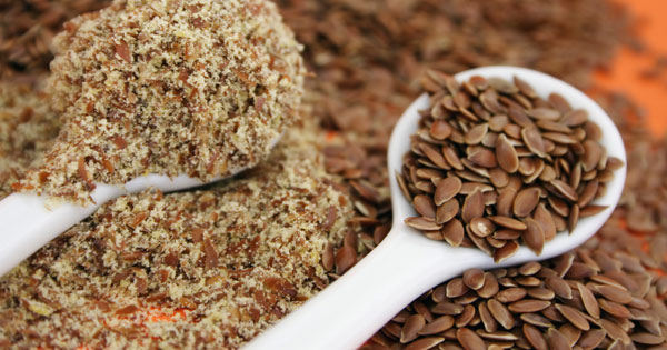 Lose Weight by Eating Flax!